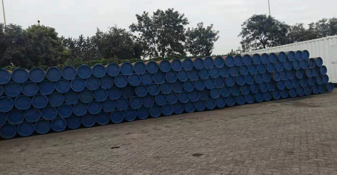 API 5L X42 Pipeline for UAE client