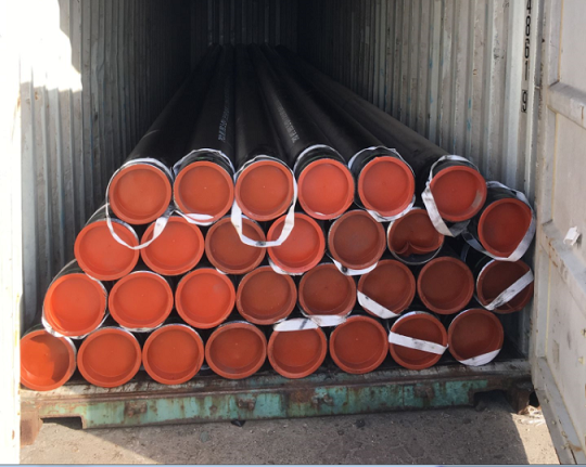 API 5L X42 SMLS Pipe for Thailand Client