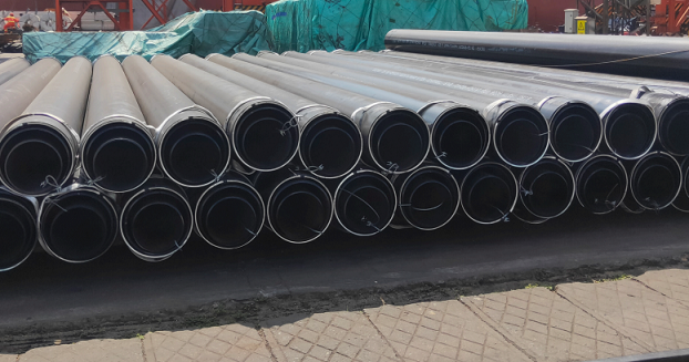 ASTM A106 pipe for Durban Client